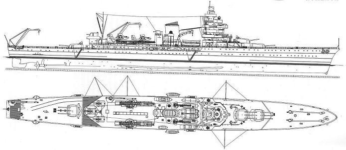 軽巡洋艦の画像 p1_12